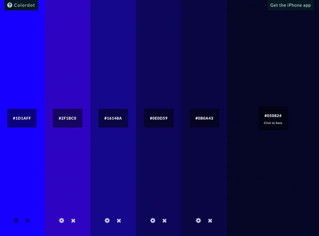 The Most Interesting Color Palette Generators - Colordot