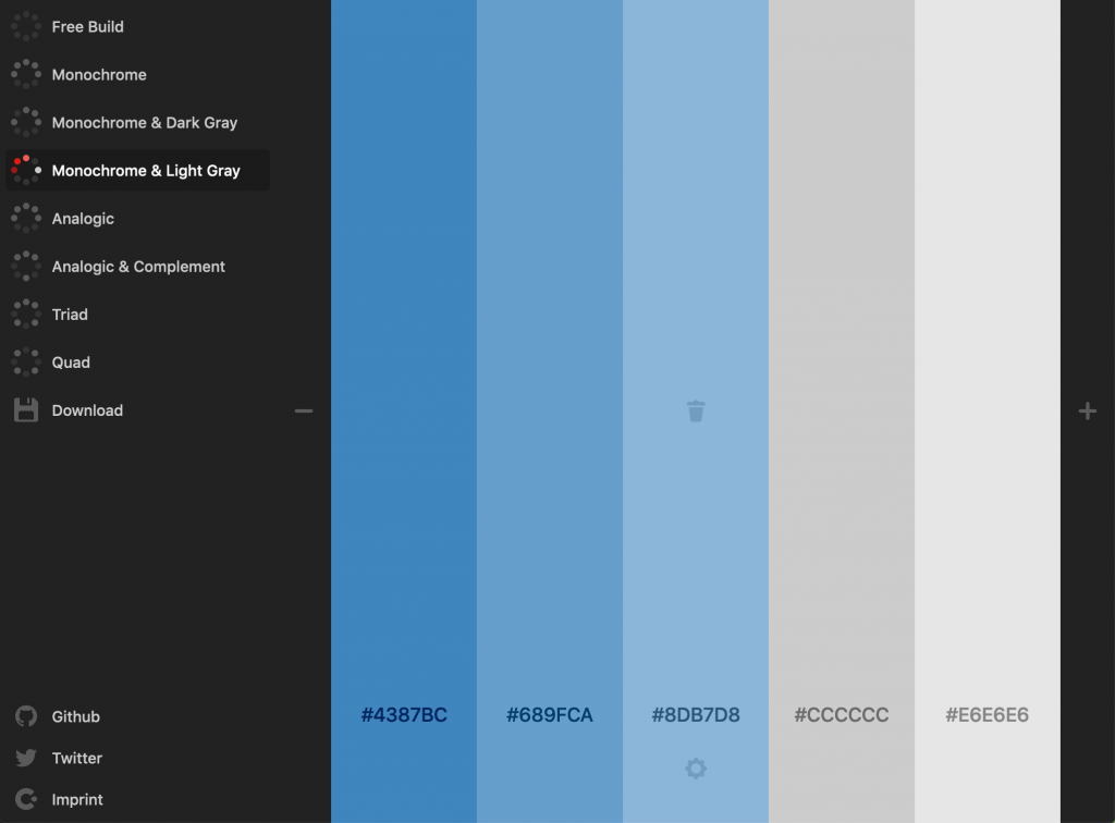 The Most Interesting Color Palette Generators - Colour Code