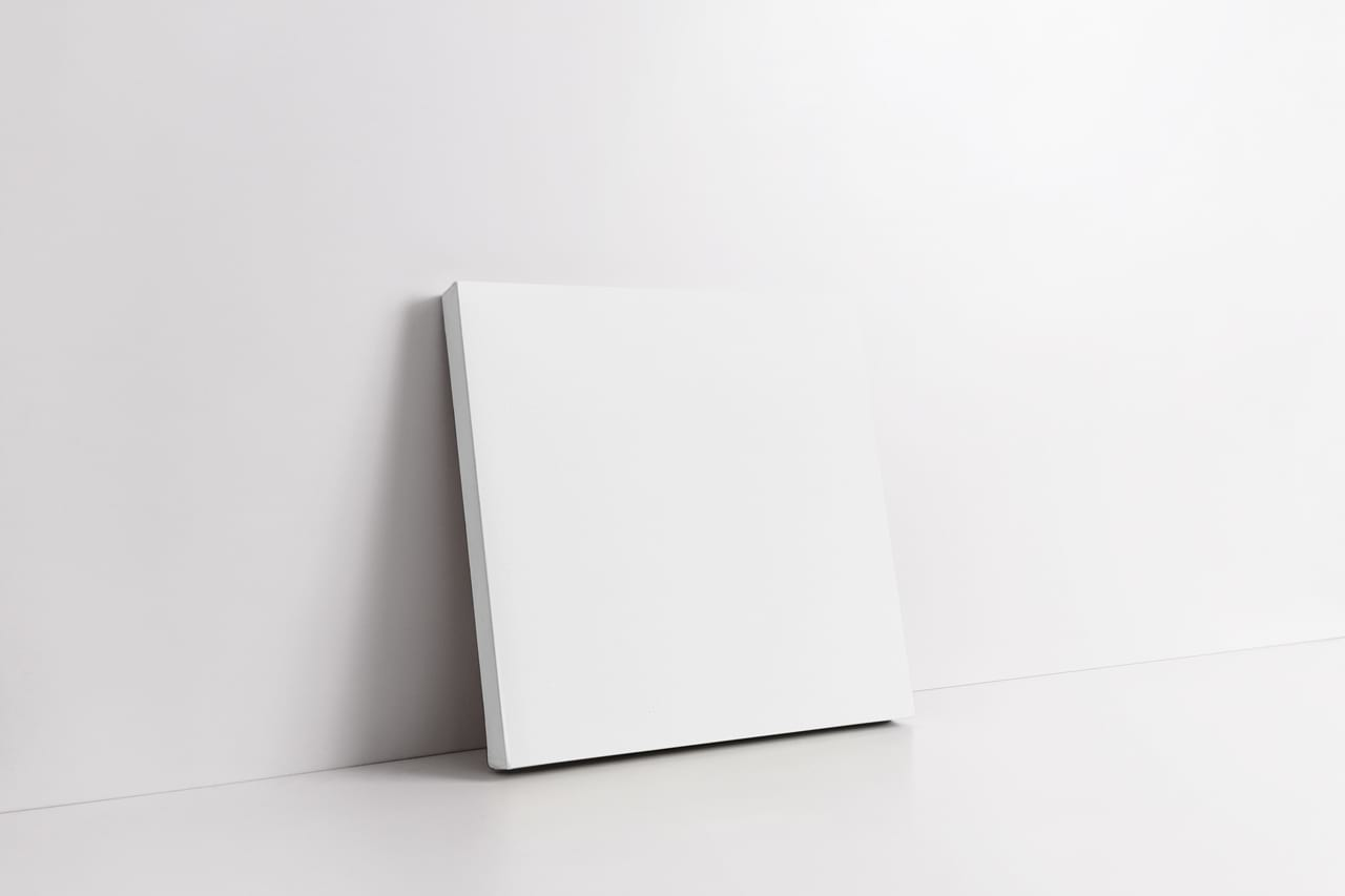Canvas Mockups Bundle - Before
